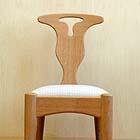 横浜のオーダー家具ユウキがつくるルナ君の椅子