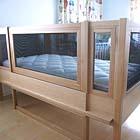 横浜のオーダー家具ユウキがつくる障害をもたれたお子さまのサークルベッド