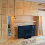 東京のオーダー家具ユウキが作った『ひのき材×ご供養家具×からくり家具』 (S-052)