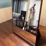 東京のオーダー家具ユウキが作ったキャリアケースに入る「からくり鏡」