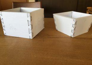 オモシロ小物を作ってみました。