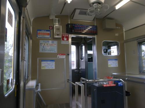 ワンマン列車2