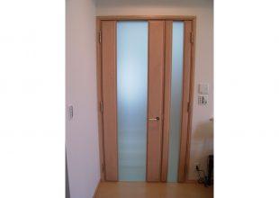建具 扉厚65mmのリビングドア