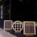 東京のオーダー家具ユウキが作ったからくりを使った  おもしろ建具