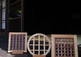 神奈川のオーダー家具ユウキが作ったからくりを使った  おもしろ建具