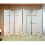 東京のオーダー家具ユウキが作った寝室の光を遮る衝立