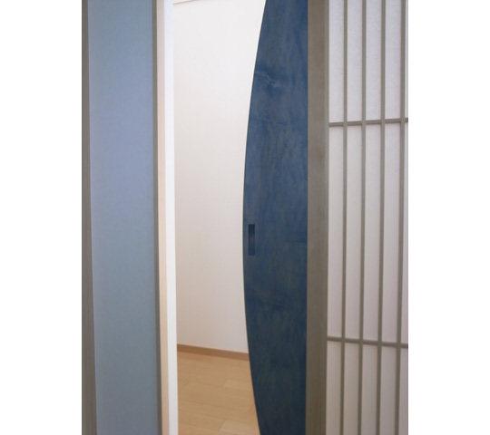 ワーロンを使用した和室引戸5