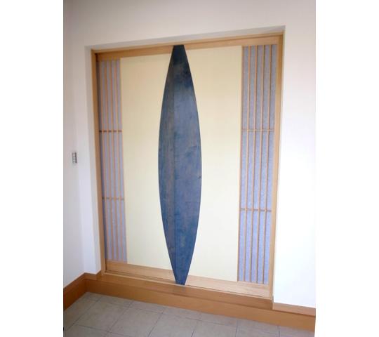 ワーロンを使用した和室引戸9