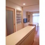 東京のオーダー家具ユウキが作ったライフスタイルに合わせたリフォーム
