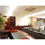 東京のオーダー家具ユウキが作った社長室のリフォーム