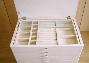 オーダージュエリーボックス・宝石箱