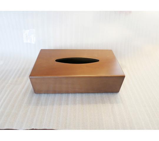 木製のティッシュケース2