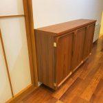 東京のオーダー家具ユウキが作ったチーク材チェスト