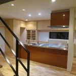東京のオーダー家具ユウキが作った価格を抑えたキッチン家具