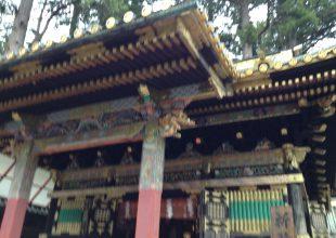 平成の大修理を終えた日光東照宮の陽明門を見学してきました。