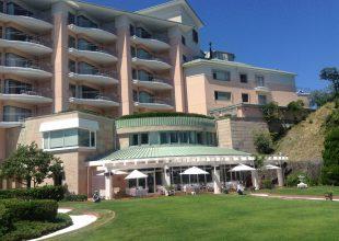 淡島ホテルで過ごすことができました。