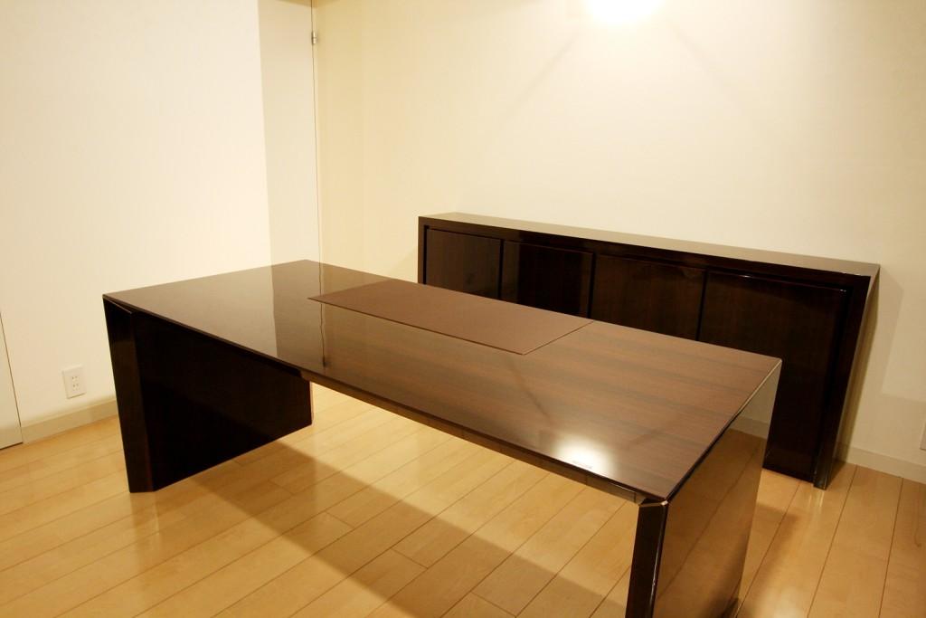 東京のオーダー家具屋の作るデスク