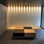 東京のオーダー家具ユウキが作ったマンション共用部ソファ