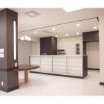 東京のオーダー家具ユウキが作った高級感と機能性を備えたキッチン