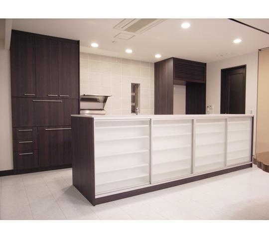 高級感と機能性を備えたキッチン2