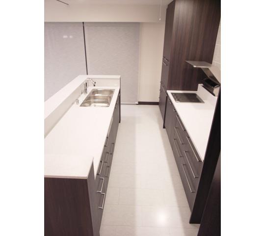 高級感と機能性を備えたキッチン6
