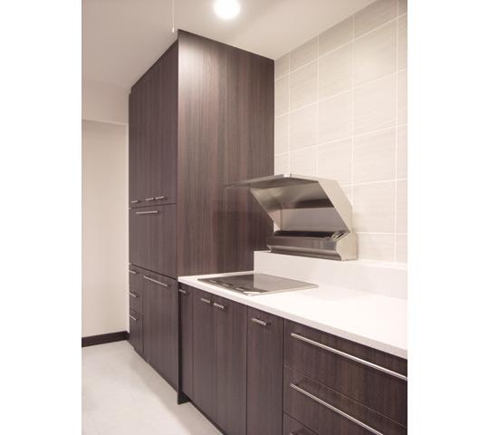 高級感と機能性を備えたキッチン7