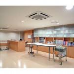 東京のオーダー家具ユウキが作ったナースステーションの家具