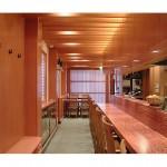 東京のオーダー家具ユウキが作った日本料理店のリフォーム