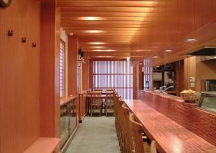 日本料理店のリフォーム