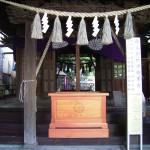 東京のオーダー家具ユウキが作った日本古来の「からくり」を使った賽銭箱