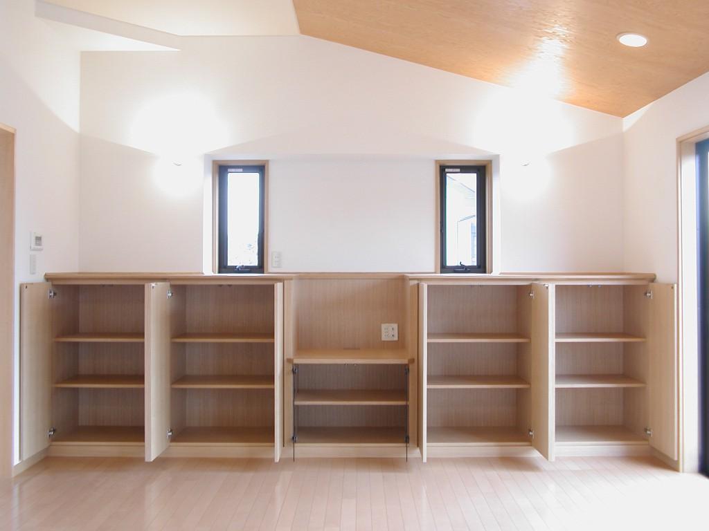 カウンター一体型家具[2]