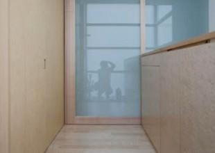 玄関収納・玄関家具 押したらハンコが出てくる仕掛け付き玄関収納
