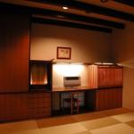 東京のオーダー家具ユウキが作った日本建築を凝縮させた和室収納家具