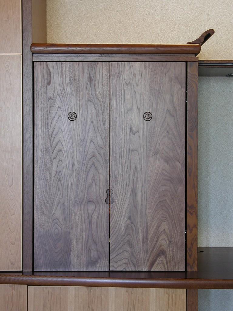日本建築を凝縮させた和室収納家具[6]