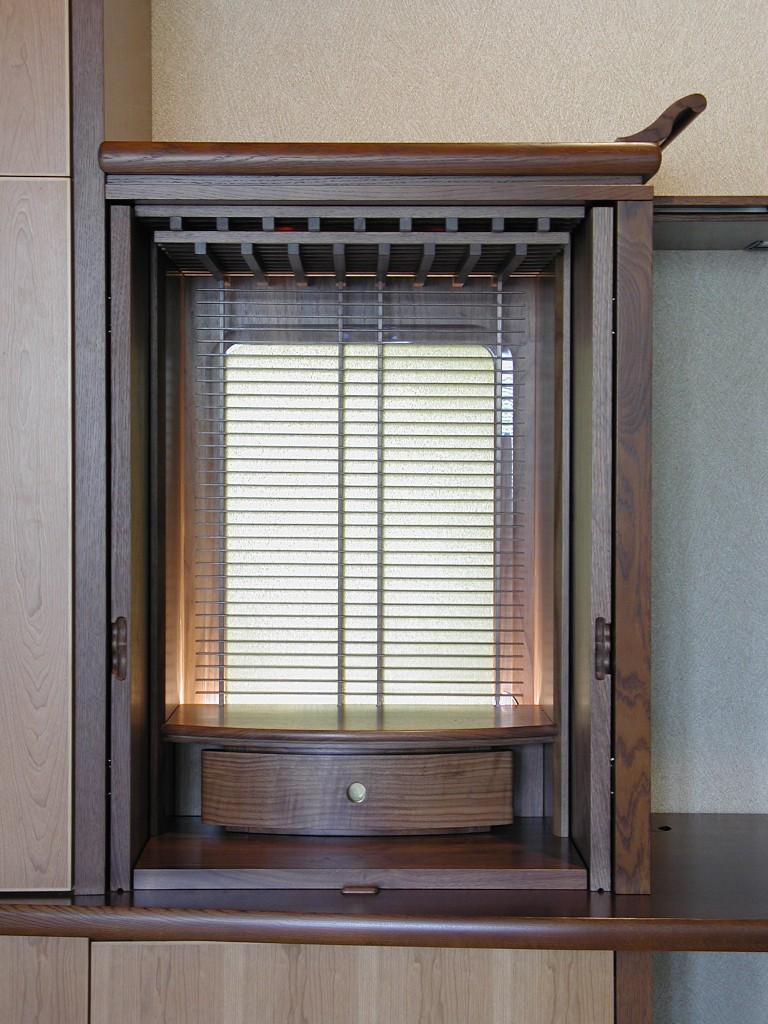 日本建築を凝縮させた和室収納家具[7]