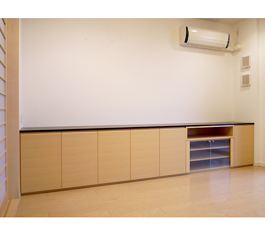 テレビボード1