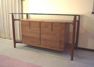 神奈川のオーダー家具ユウキが作った美しいからくり家具