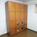 東京のオーダー家具ユウキが作った既存家具に合わせたそっくり収納家具