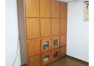 既存家具に合わせたそっくり収納家具