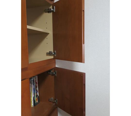 既存家具に合わせたそっくり収納家具7