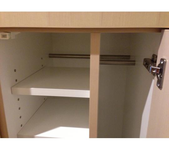 収納量UP・マンションの下駄箱収納3