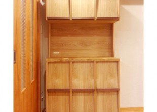 飾り棚・本棚 本を飾れるブックシェルフ