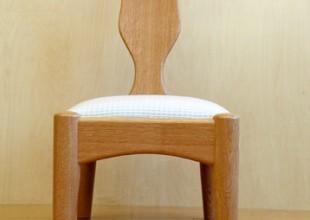 神奈川のオーダー家具ユウキが作った脳障害児 ルナ君の椅子