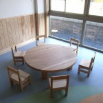 東京のオーダー家具ユウキが作った神奈川県産の杉を使用した家具