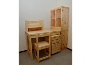 「地産地消」 神奈川県産 天然乾燥材・学習家具
