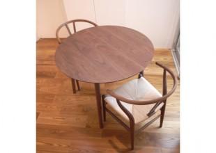 円形ダイニングテーブルセット