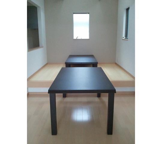 可変ダイニングテーブル_1