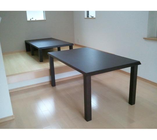 可変ダイニングテーブル_2