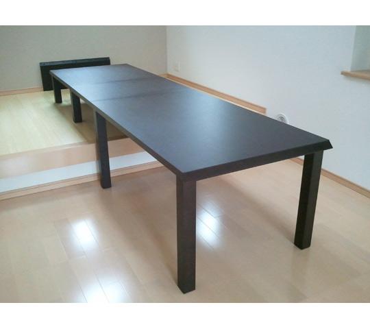 可変ダイニングテーブル_3