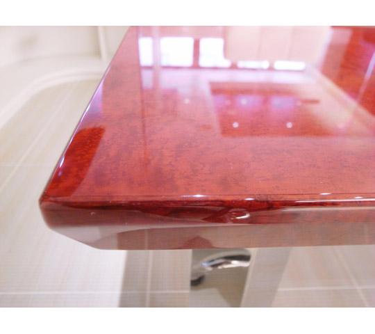 鏡面塗装打ち合わせテーブル3